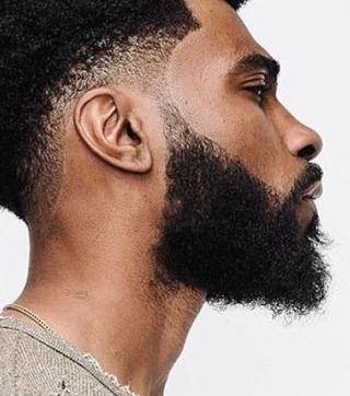 Mens Facial Grooming