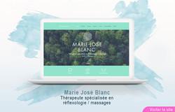 Site Web de Marie-José BLANC