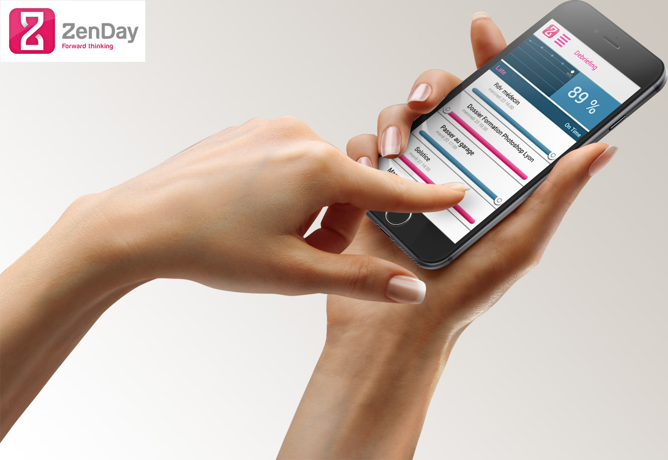 Application Mobile ZenDay