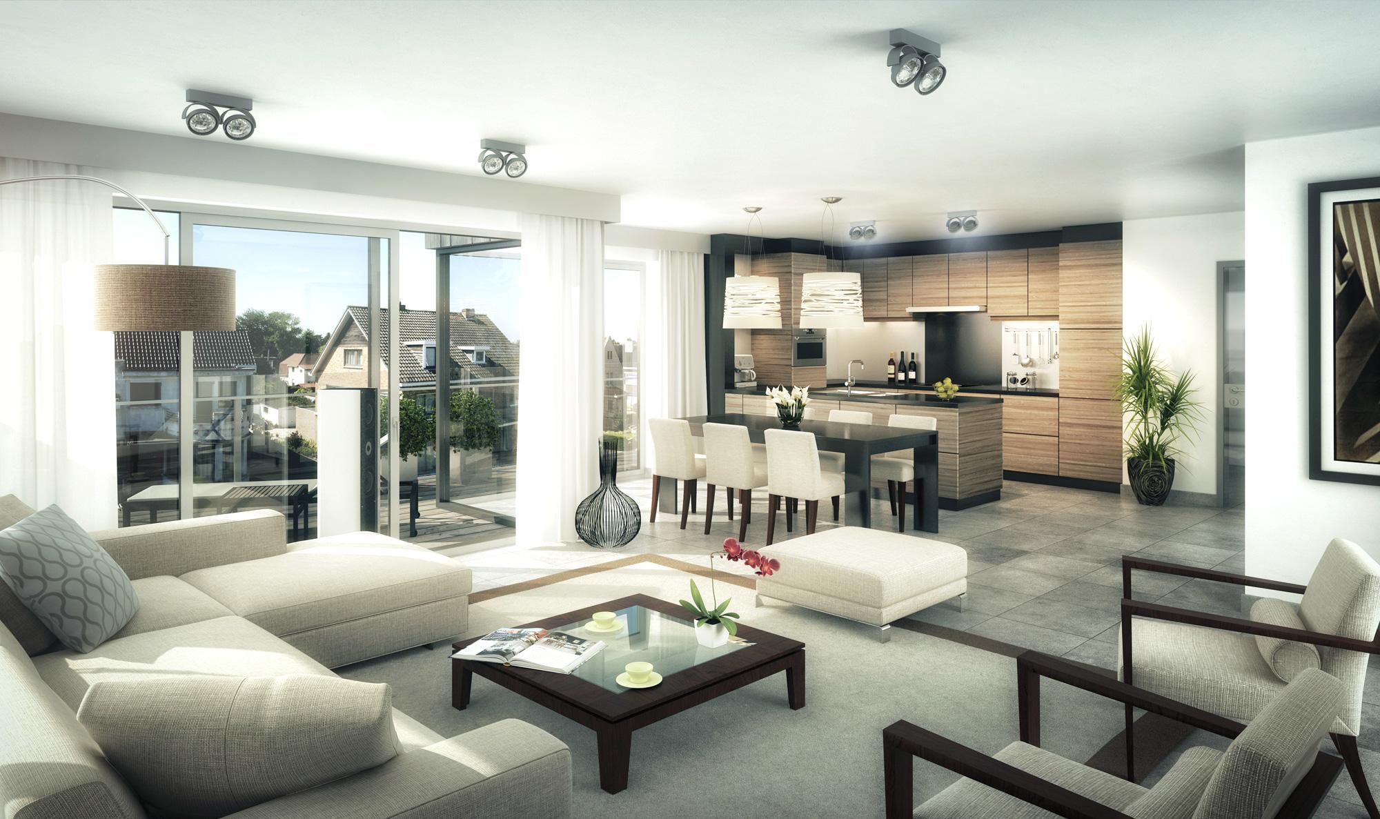 Appartement neuf à vendre à Coxyde