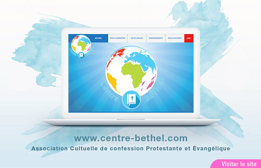 Site Web du Centre BETHEL