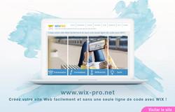 Site Web WIX PRO