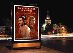 "Film ""La Vengeance d'Ariane"""