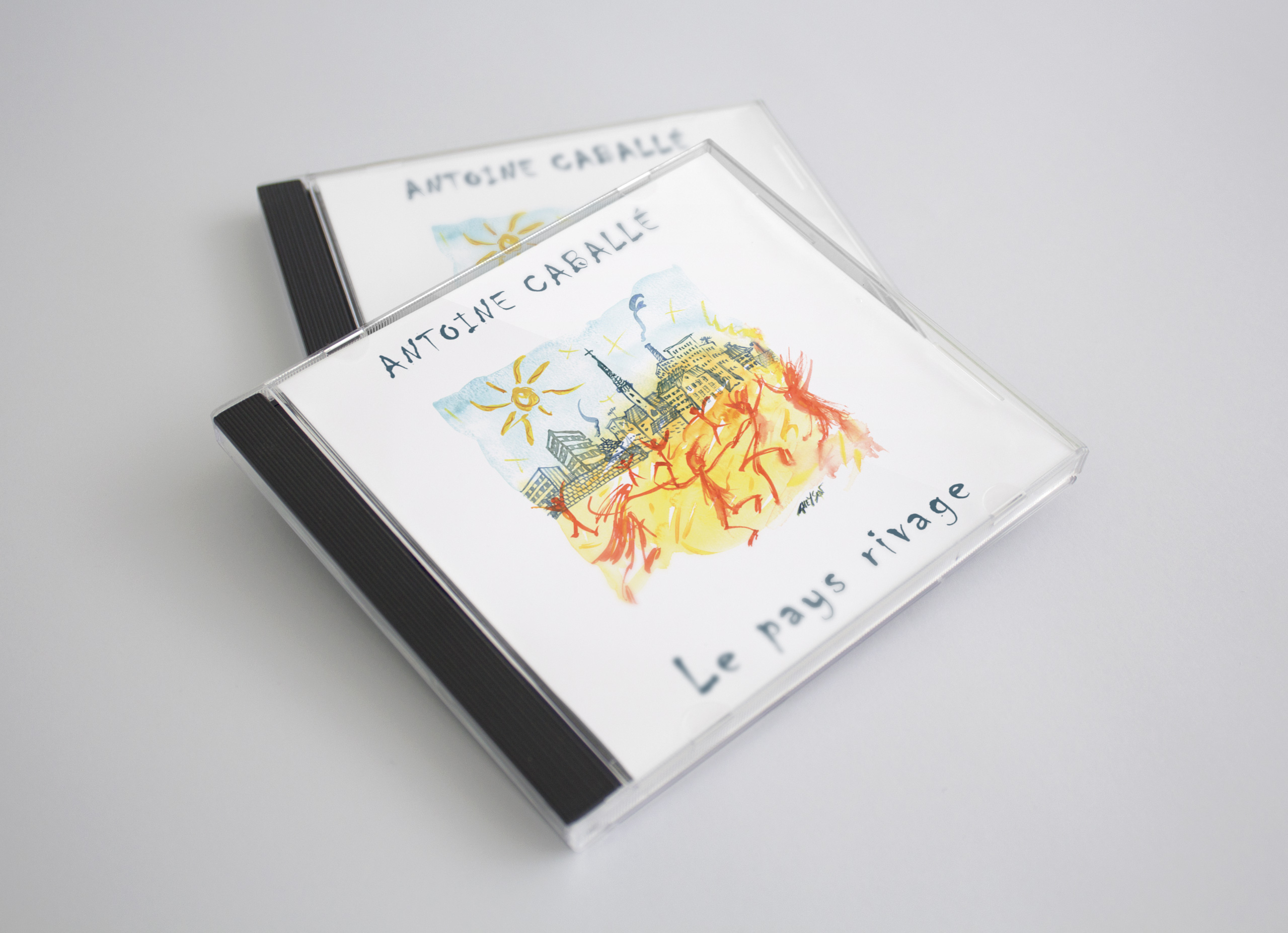 CD : Le Pays Rivage