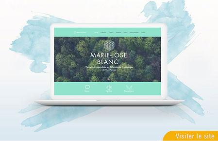 site-web-marie-jose-blanc