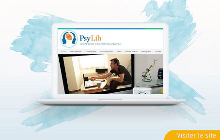 site-web-psyLib