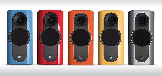 Les Kii Three sont disponibles en couleurs personnalisées