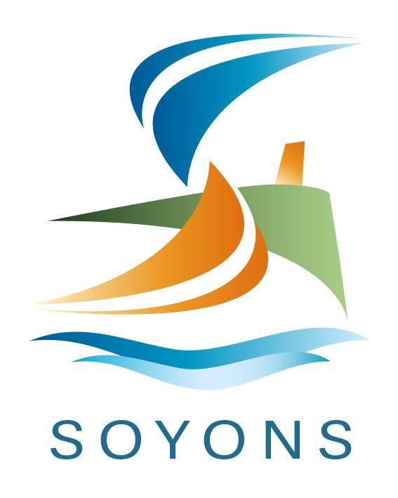 Création du nouveau logo de SOYONS