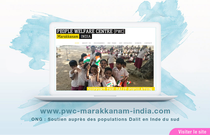 Site Web de People Welfare Center