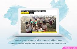 Site Web de People Welfare Center