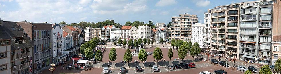 Markt, 8660 La Panne, Belgique