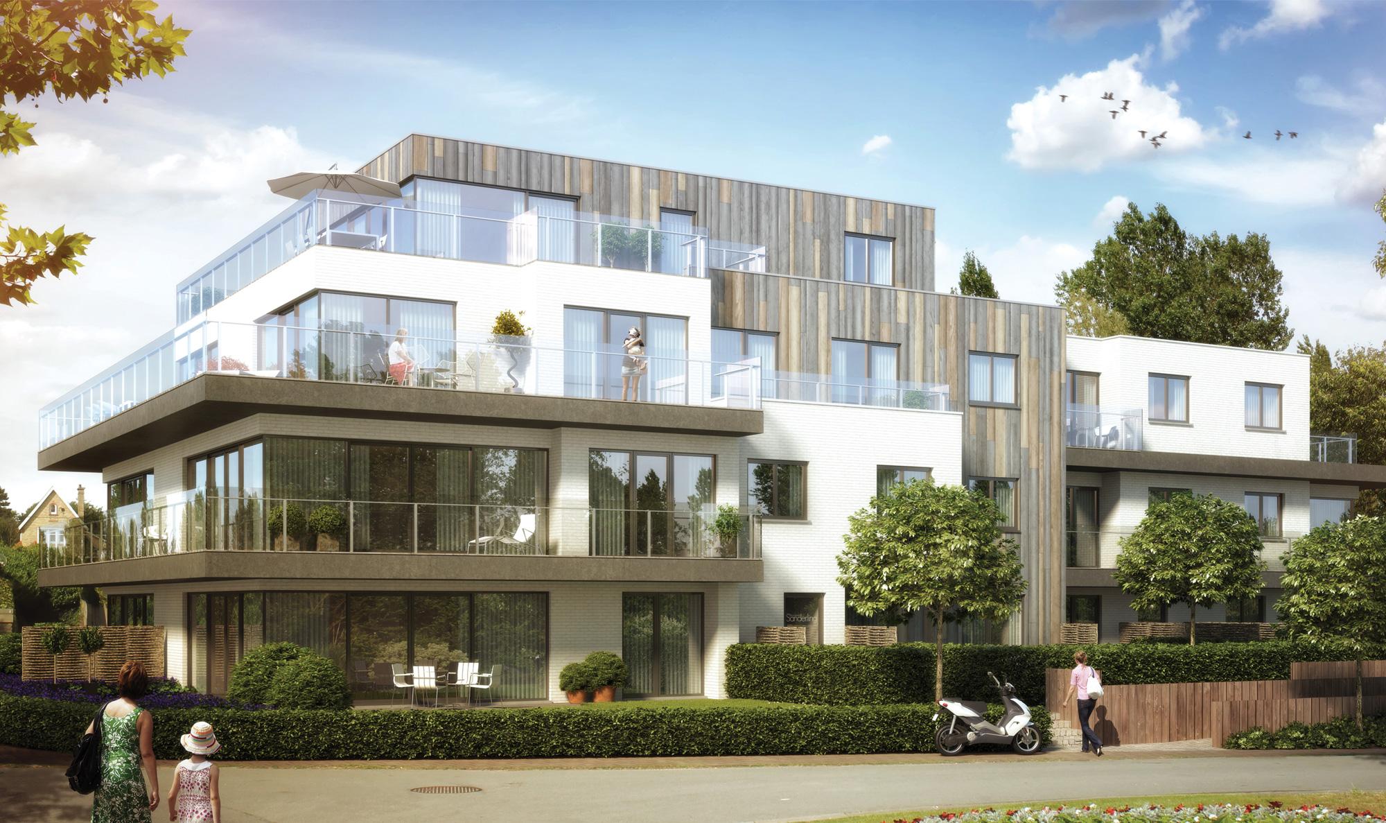 Appartements neufs à vendre à Coxyde