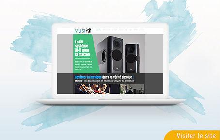 site-web-musikii