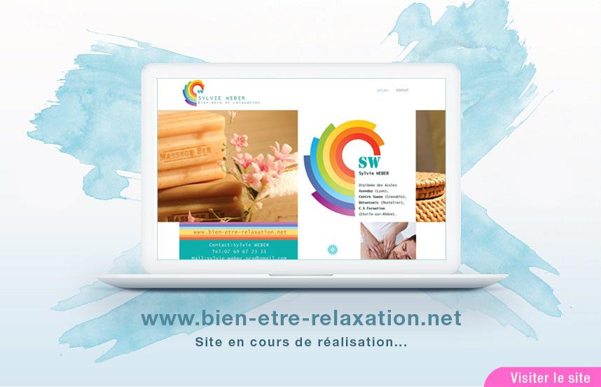 Site Web de Sylvie Weber