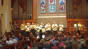 The Christmas Choir at Toorak Uniting Church