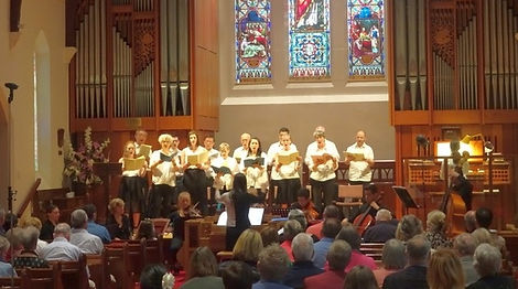 The Christmas Choir at Toorak Uniting Church