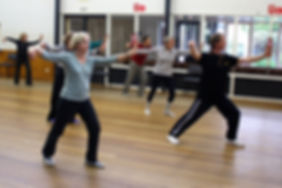 Tai Chi Class at Toorak Uniting Church