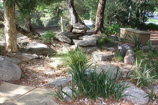 The Memorial Garden at Toorak Uniting Churc
