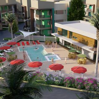 Amigo Apartments - 100 unit multi-family development project