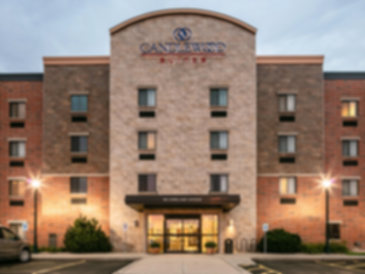 Candlewood Suites hotel development in Indianapolis, Indiana