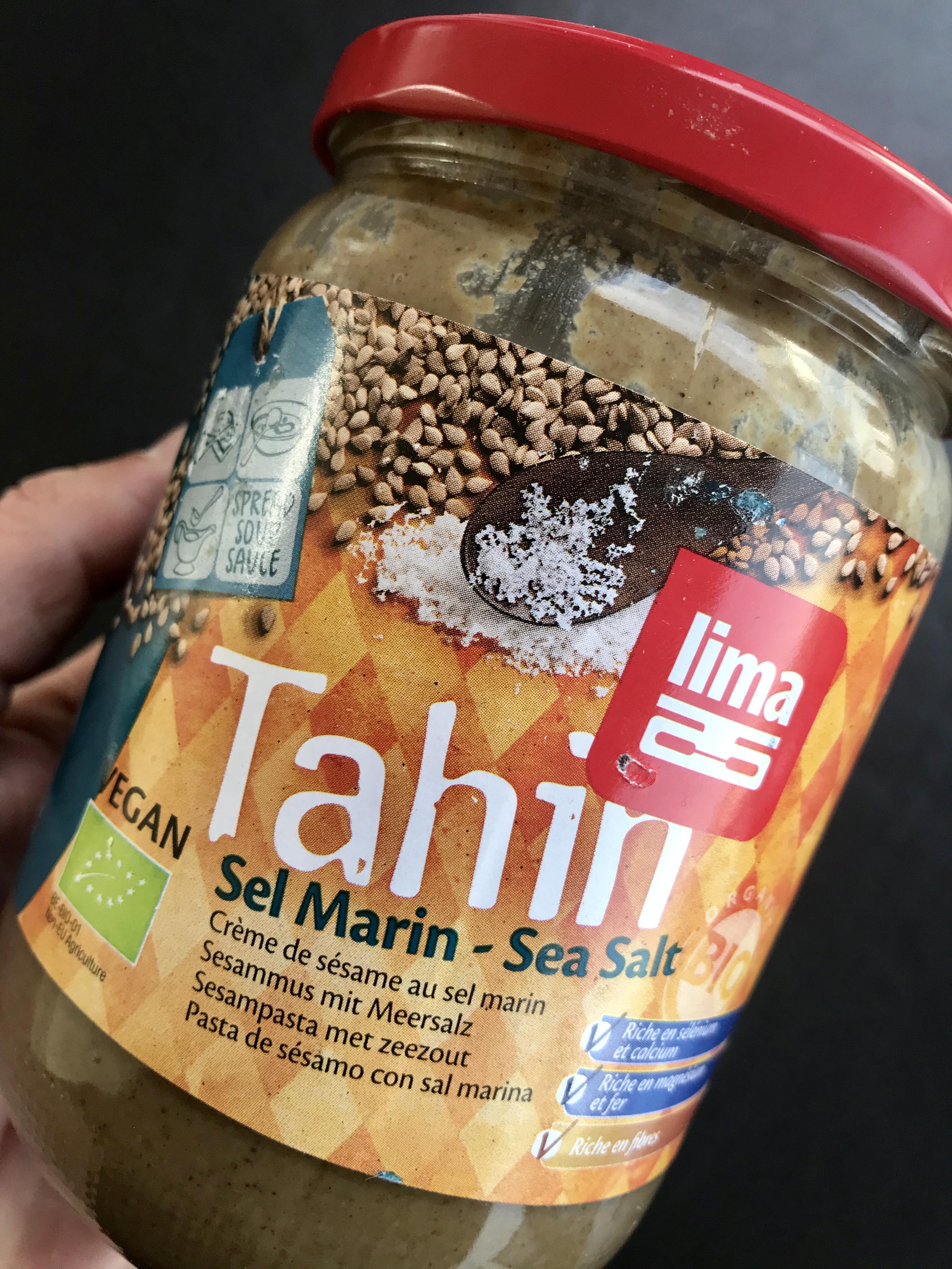 sterke tahini