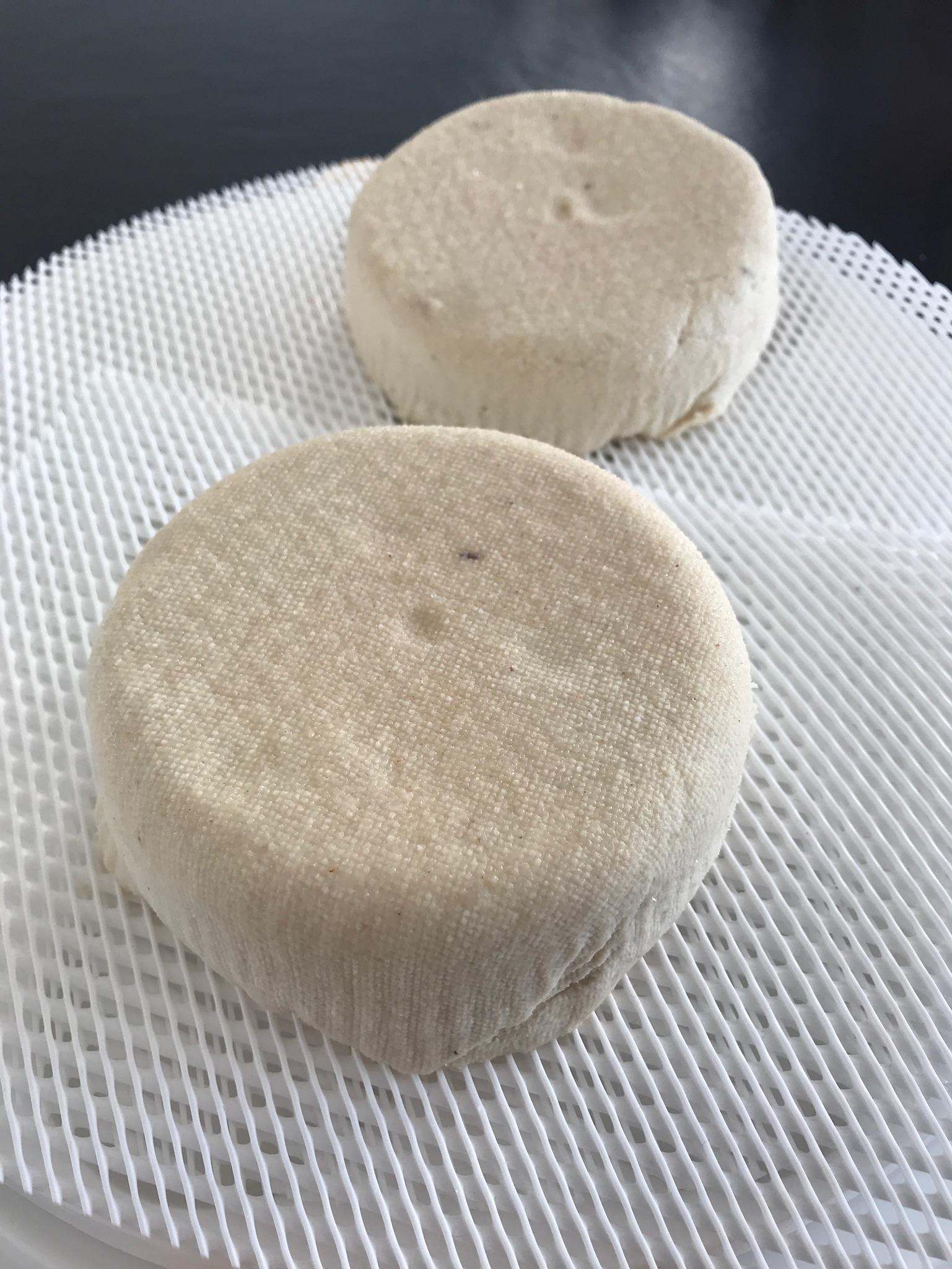 gedroogd en gezouten