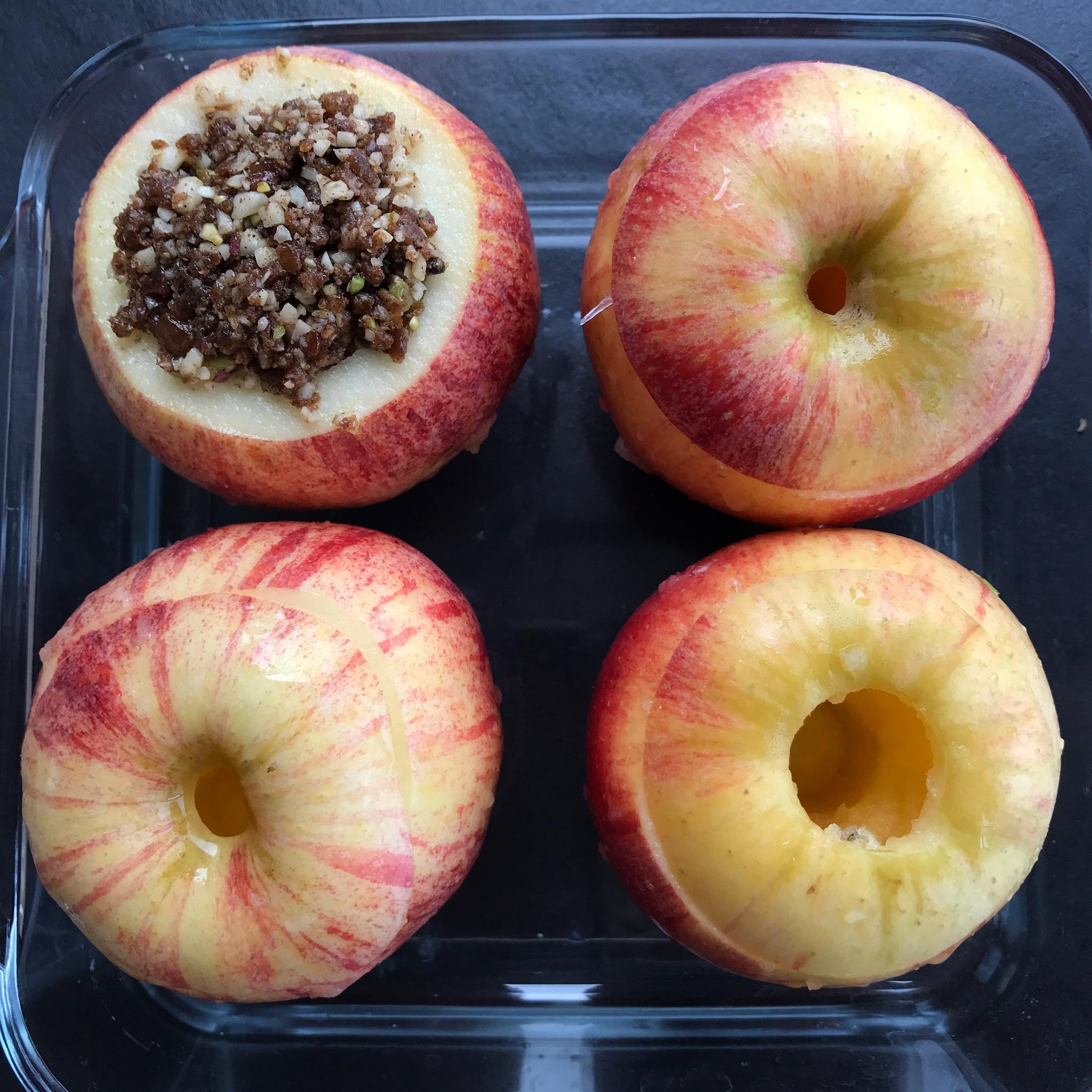 appels gevuld