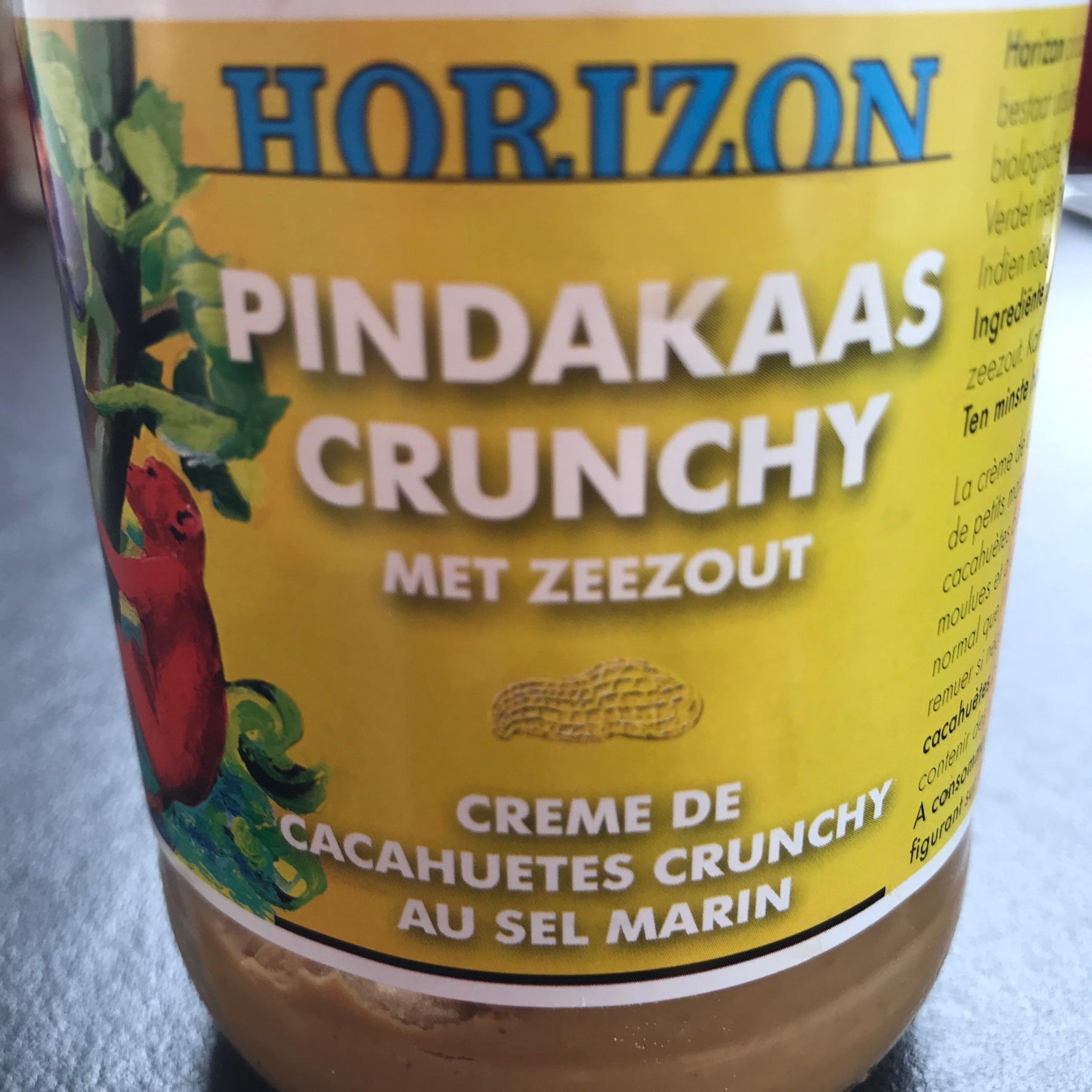 pindakaas (crunchy)