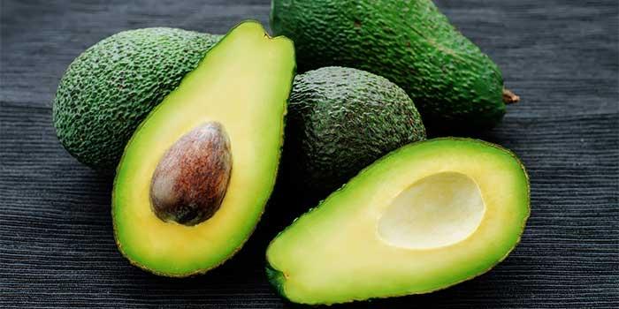 zachte avocado