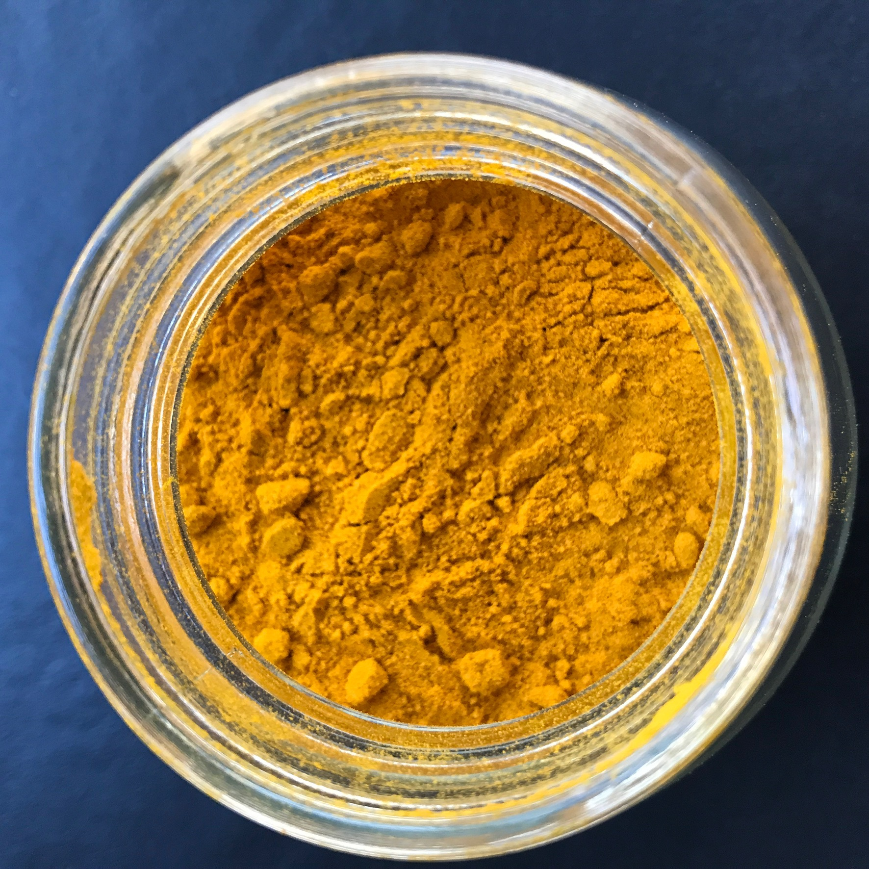 een snufje kurkuma voor de kleur
