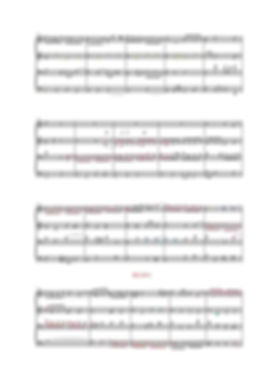The Art of fugue,BWV 1080, counterpoint 11, analysis in color with postgraduate level commentaries