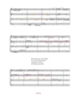 The Art of Fugue, BWV 1080, counterpoint  19, analysis in color with postgraduate level commentary
