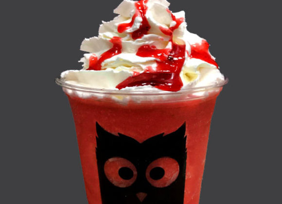 Strawberry Frappe (pick up only)