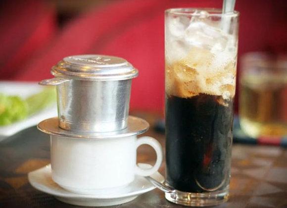 Vietnamese Black iced coffee