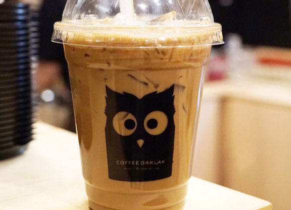 Iced Condensed milk coffee (Ca phe sua da)