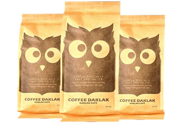 Specialty coffee bag (500g)