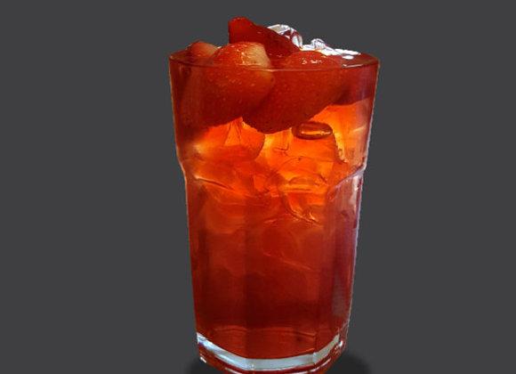 Strawberry tea (COLD)