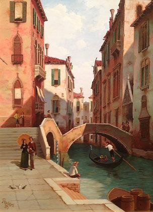 BELA TOTH PADARI | A Backwater, Venice