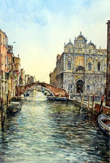 Scuola di San Marco, Venice