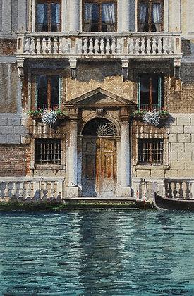 JONATHAN PIKE | Palazzo Mangilli, Valmarana, Venice