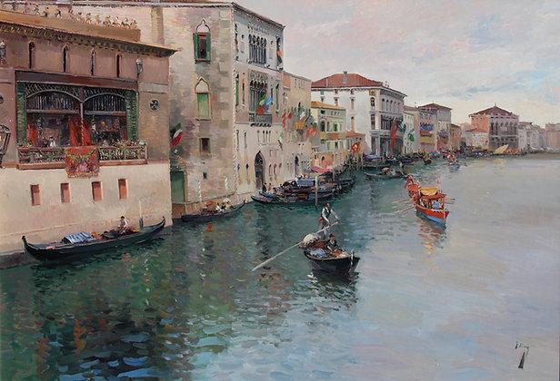 JOSE LUIS CHECA GALINDO | The Magic of Venice