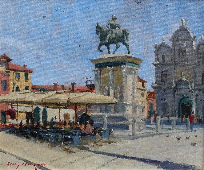 Campo S. Giovanni e Paolo, Venice
