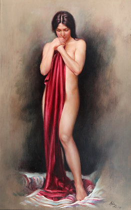 ARIS RAISSIS | Lady in Red