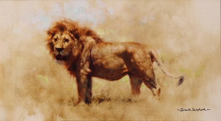 DAVID SHEPHERD   King