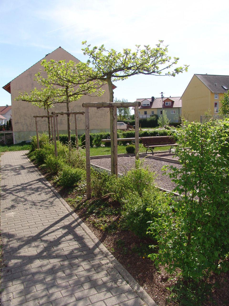 Wohnanlage Breisgaustraße Bahlingen