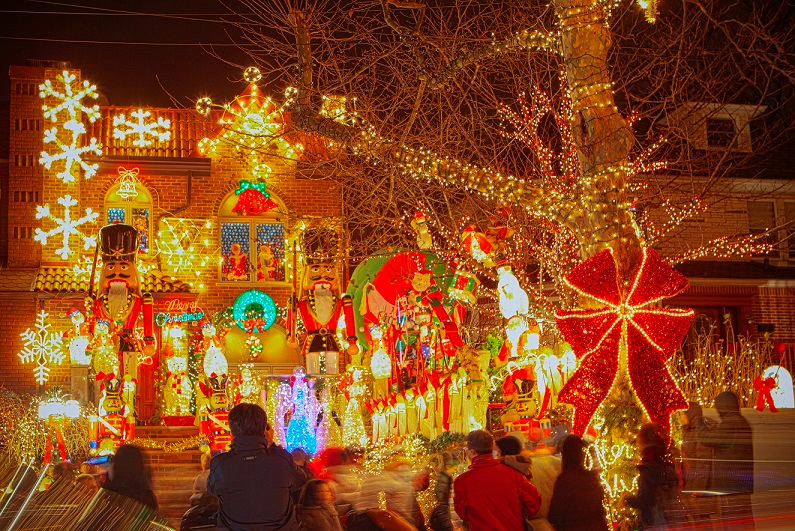 Cal Expo Christmas Lights.5 Of The Craziest Christmas Displays In Sacramento