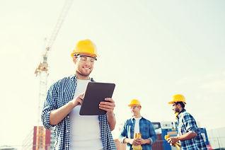 business, building, teamwork, technology