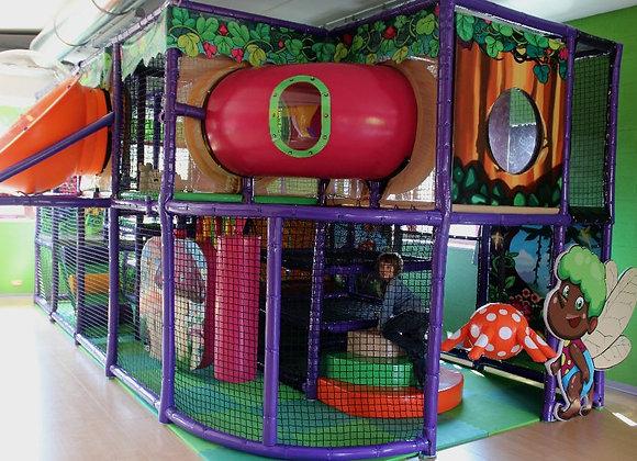 Playground Mt.6,1x3,05xH 2,80