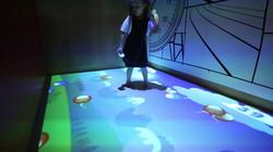 pavimento interattivo ludoteca
