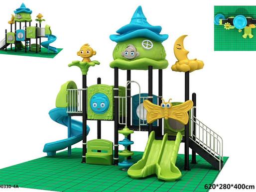 Nuovissime Playground da Interno/Esterno, rendi Unica la tua Ludoteca!